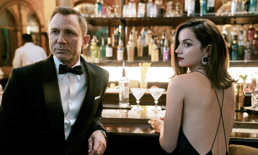 'No Time To Die' Daniel Craig's James Bond Swan Song Finally Hits The Theaters